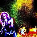 Steven Tyler by Jenn Beck