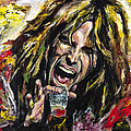 Steven Tyler by Mark Courage