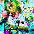 Steven Tyler by Rosalina Atanasova