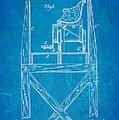 Stevens Roller Coaster Patent Art  3 1884 Blueprint by Ian Monk