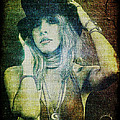 Stevie Nicks - Bohemian by Absinthe Art By Michelle LeAnn Scott