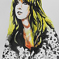 Stevie Nicks 02 by Chrisann Ellis