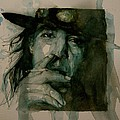 Stevie Ray Vaughan by Paul Lovering