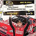 Stewart All Star Winner  by Rodney Sterling