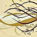Still Branches Of Life by Florian Rodarte