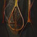 Still Life - Fishing Nets by Jeff Burgess