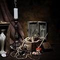 Still Life - General Vintage Items by Tom Mc Nemar
