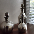 Still Life In Silver 2 by Cathy Anderson