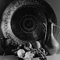 Still Life Of Armenian Plate And Other by Joseph B. Wurtz