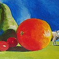Still Life Painting by Mike Jory