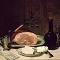 Still Life by Philippe Rousseau