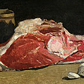 Still Life The Joint Of Meat by Claude Monet