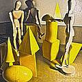 Still Life With Basic Shapes by Gregory Dyer