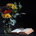 Still Life With Flowers by Joe Kozlowski
