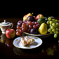 Still Life With Fruit by Endre Balogh