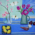 Still Life With Sea View Sold by Mary Stubberfield