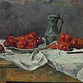 Still Life With Tomatoes by Paul Gaugin