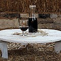 Still Life With Wine Slv1 by Pemaro