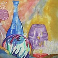 Still Life With Witching Ball by Ellen Levinson