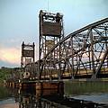 Stillwater Lift Bridge by Tim Nyberg