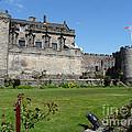 Stirling Castle by Deborah Smolinske