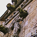 Stirling Castle Detail by Kate Purdy