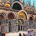 St.mark's Square by TM Gand
