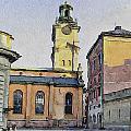 Stockholm 1 by Yury Malkov