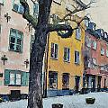 Stockholm 14 by Yury Malkov