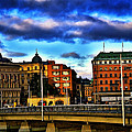 Stockholm In Color by Ramon Martinez