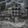 Stockport Mill Inn by Jack R Perry