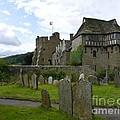 Stokesay Castle 2 by John Chatterley