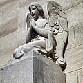 Stone Angel in Prayer