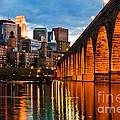 Stone Arch Bridge by Joe Mamer