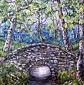 Stone Bridge 2 by Megan Walsh