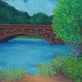 Stone Bridge by Anne Katzeff