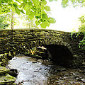 Stone Bridge II by Trina  Ansel