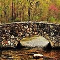 Stone Bridge In The Ozarks by Benjamin Yeager