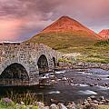 Stone Bridge Over Sligachan by Michael Blanchette