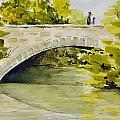 Stone Bridge by Sam Sidders