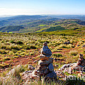 Stone Cairns by Carlos Caetano