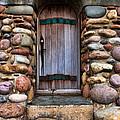 Stone Door by Peter Tellone