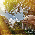 Stone Gazebo by Tom Gari Gallery-Three-Photography