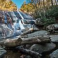 Stone Mountain Falls by Randy Scherkenbach