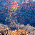 Stone Quarry At Red Rocks Open Space by Steve Krull