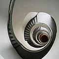 Stone Staircase by Jaroslaw Blaminsky