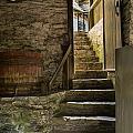 Stone Stairs by John Greim