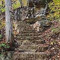 Stone Steps by Ashley M Conger