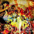 Stone Temple Pilots Original  by Ryan Rock Artist