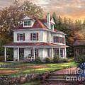 Stone Terrace Farm by Chuck Pinson
